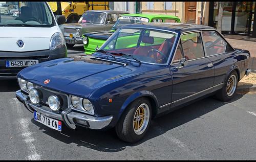 FIAT 124 Sport 1800