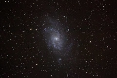 Triangulum Galaxy (M33) (stephanhaverland) Tags: night space deepsky deep sky triangulum galaxy stars universe astronomy astrophotography messier nightsky dso long exposure m33