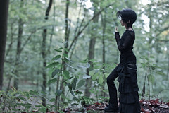 Nothing around (Horror___Vacui) Tags: dollzone bjd dzbjd mo modded