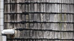 Tank (Gamma Infinity) Tags: nyc watertank detail texture wood