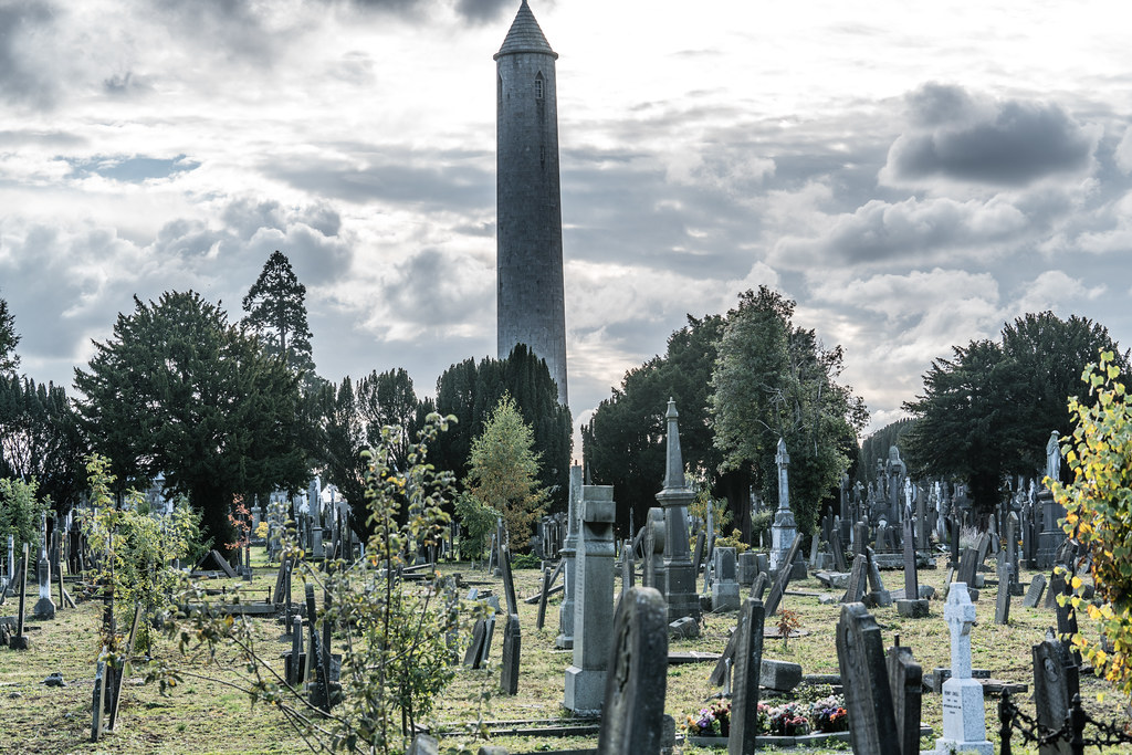 A QUICK VISIT TO GLASNEVIN CEMETERY[SONY F2.8 70-200 GM LENS]-122065