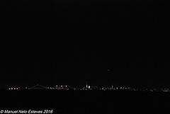 2016.09.11; Atlantic Highlands (FOTOGRAFIA.Nelo.Esteves) Tags: 2016 neloesteves nikon d80 usa us nj newjersey monmouthcounty atlantichighlands night skyline newyorkcity nyc ny newyork sandyhookbay raritanbay manhattan brooklyn queens statenisland verrazano narrows bridge freedomtower 911 wtc