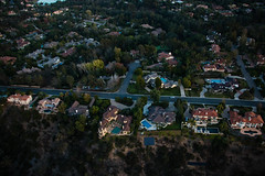Just a couple of shacks (photosic_kw24) Tags: hot air balloon arial delmar california sandiego mansion mansions
