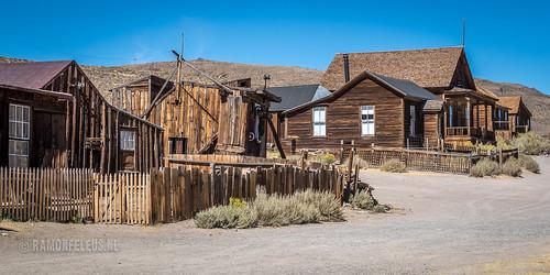 USA 2016: Bodie, California