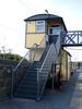 DSER Signal Cabin (robinparkes) Tags: iarnrodeireann arklow 2800class railcars