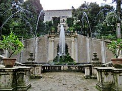 Fontana dei Draghi, Fountain of the Dragons, Villa d'Este, Tivoli, Italy (Snuffy) Tags: fontanadeidraghi fountainofthedragons villadeste tivoli italy unesco worldheritagesites