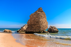 Playa de Pico de Loro (grzegorzmielczarek) Tags: andalucia beach costadelaluz playa playadepicodeloro provinciadehuelva strand espaa
