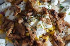 DSC03748 (Kirayuzu) Tags: essen gericht food meal coucous gyros feta mais gyro corn