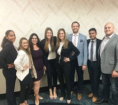 Connecting with some of our favorite Floridian colleagues while visiting Tampa! #olninc #clientmeeting #businesstrip #thebest (oln_inc) Tags: oln inc carson ca los angeles