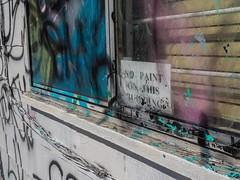 Someone isn't very good at following instructions. #explorediscovershare #grafitti #saltlakecity #slc #utah #utahphotographer #olympus #olympusomd #exploreolympus #mirrorless #mirrorlesscamera #urbanex #urbanexploration #flickr #picoftheday (explorediscovershare) Tags: instagram someone isnt very good following instructions explorediscovershare grafitti saltlakecity slc utah utahphotographer olympus olympusomd exploreolympus mirrorless mirrorlesscamera urbanex urbanexploration flickr picoftheday