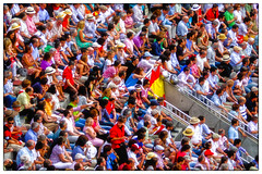 Crowd (bobbyloomba) Tags: bullfight crowd madrid