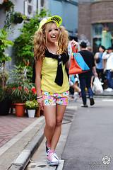 Gyaru (coninuñez) Tags: estilo japon gyaru