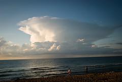 Cumulonimbus at Baltic Sea (AdamJu) Tags: meteorology