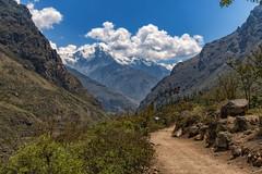 Veronica Peak, Inca Trail (ScotiaViolet) Tags: peru machupicchu incatrail veronica mountains hiking trek southamerica sonya6300 sonyilce6300 e1670mmf4zaoss