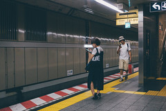 Trip to Tokyo (]vincent[) Tags: japan tokyo trip sony rx 100 mk iv vincent people street architecture amazing akihabara night slot toy girl subway metro food dinner