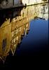 Bruges caneal-182 (David Leyse) Tags: reflextion blue bruges