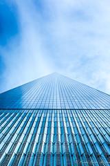 freedom tower nyc (reiernilsen) Tags: building skyscraper freedomtower nyc newyork usa 5dmkiii canon city urban sky reiernilsen