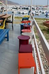 Choose a seat, and have a coffee (Eurel Laugh) Tags: chaise seat nikon d3100 colors couleurs sicile sicilia