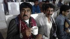 Qadir Baksh Mithoo (GlobalCitizen2011) Tags: qadirbakshmithoo comedian sindhi sindh sind qadir baksh mithoo karachi hyderabad kotri ajrak ajrakh shawl wrap moenjodaro mohenjodaro mohanjodaro