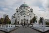 Saint Sava, Belgrade (RedHotChiliEntzi) Tags: saintsava temple monument beograd belgrade orthodoxchurch serbia fountains canon7dmark2 canon