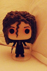 Bellatrix (Black Rose Bride) Tags: funkopop harrypotter bellatrixlestrange toys