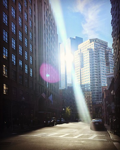 Afternoon #Sun #reflection #glassbuilding #boston