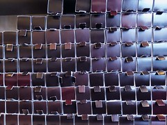 Chocolate Cabinet (losy) Tags: chocolate sweet boxes losyphotography abstract paper