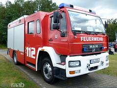 MAN LE 250B Feuerwehr Niederkassel (TIMRAAB227) Tags: man le250b le metz tlf tanklöschfahrzeug watertender florianniederkasselranzellf20 2002 fir firebrigade firedepartment feuerwehr niederkassel emergencyvehicle emergencyservice tagderluftundraumfahrt