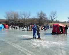 Heitkamp Ice Fishing Derby 2016