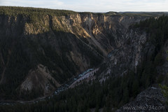 "Grand Canyon of the Yellowstone from North Rim • <a style=""font-size:0.8em;"" href=""http://www.flickr.com/photos/63501323@N07/30847652552/"" target=""_blank"">View on Flickr</a>"