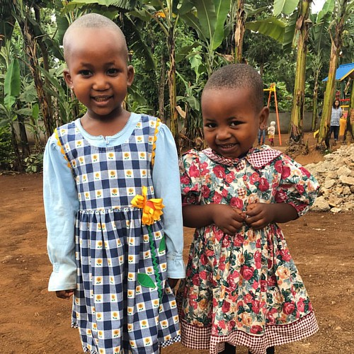 "All dressed up and ready for school! 👯📝 #neemaintl #educationiskey #sponsorachild • <a style=""font-size:0.8em;"" href=""http://www.flickr.com/photos/59879797@N06/30875540225/"" target=""_blank"">View on Flickr</a>"