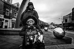 Elvis Lives ...in Ebbw Vale (philipjoyce) Tags: ebbwvale wales valleys