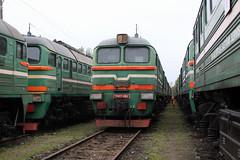 2M62-1184 Rezekne, 06/10/16 (Richard.A.Jones Railways) Tags: 2m62