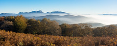 Anboto desde Oketa (Javi Diez Porras) Tags: cresterioanboto anboto canonikos oketa nieblas montaas