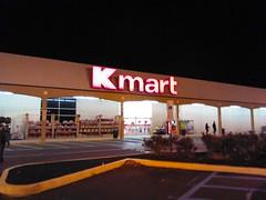 Classic Kmart (Timothy Pitonyak) Tags: kmart trenton newjersey retail exterior building night