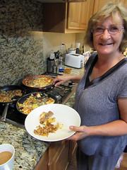 Jojo's Birthday breakfast.. (iwona_kellie) Tags: breakfast food morning birthday joanne napa california usa november 2016 saturday tripdayfive