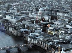DSC_0862w (Sou'wester) Tags: london theshard view panorama landmarks city cityscape architecture stpaulscathedral toweroflondon towerbridge canarywharf londoneye bttower buckinghampalace housesofparliament bigben