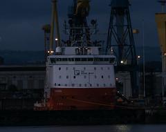 GO Pegasus (frisiabonn) Tags: harland wolff belfast northern ireland united kingdom go pegasus tug supply vessel ship waterfront docks harbour boat vehicle