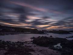 December Dusk at Ballintoy Harbour (frcrossnacreevy) Tags: 2016 ballintoy bigstopper causewaycoast december landscape longexposure northernireland olympusem5 olympusmzuiko1240mmf28 places subject