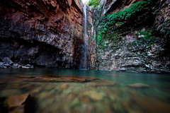 E M M A | G O R G E (wittmann.photography) Tags: australia emmagorge waterfall landscape outback kimberley downunder northernterretory elquestro longexposure waterhole water scenic