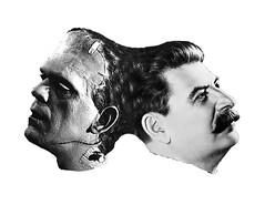 Frankenstalin (Jason Lips) Tags: monster twins russia siamese frankenstein soviet stalin conjoined ussr