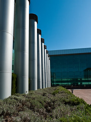 Aeropuerto de Barcelona (Jose Antonio Abad) Tags: barcelona españa cataluña pública 2012berlin joséantonioabad