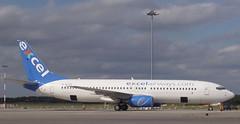 G-XLAG (EI-AMD Photos) Tags: ireland dublin airport photos aviation boeing airways dub 737 excel eidw gxlag eiamd