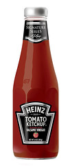 Heinz Tomato Ketchup Blended with Balsamic Vinegar (FoodBev Photos) Tags: bottle ketchup sauce heinztomatoketchup blendedwithbalsamicvinegar