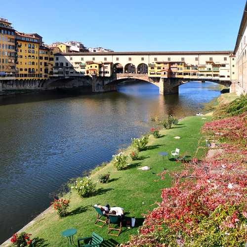 the pursuit of diagonals in Florence