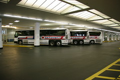 3 IS A LONELY NUMBER, waiting for Passengers arriving off the MS Akusa (istagelines) Tags: travel bus lines vancouver tour stage ak international transportation ms trips transfer touring daytrip traxx tourbus sightsee akusa internationalstagelines premierpacificcoachlines charterbuslines vancouvercharter chartermotorcoach vancouversightsee