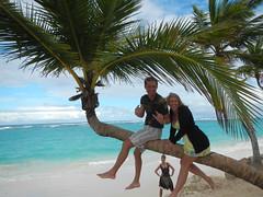 Punta Cana (vegasstek) Tags: ocean sea beach dominican republic palace resort punta caribbean cana allinclusive riu alantic bavaro bravaro