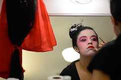 (peng.uin) Tags: sanfrancisco college students costume actors asia university performance culture makeup backstage sfsu beijingopera sfstate