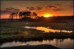 Chincoteague Sunset [Explored!] (MurrayH77) Tags: sunset hatteras va hdr chincoteague photomatix 3exp 450d mygearandme mygearandmepremium mygearandmebronze mygearandmesilver mygearandmegold mygearandmeplatinum mygearandmediamond