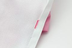 100 stitches - #95 pin stitch (Kimberly Ouimet) Tags: embroidery quotpin quot100 stitchquot stitchesquot
